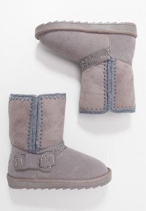 MARGOT BOOTIE - Kotníkové boty - grey