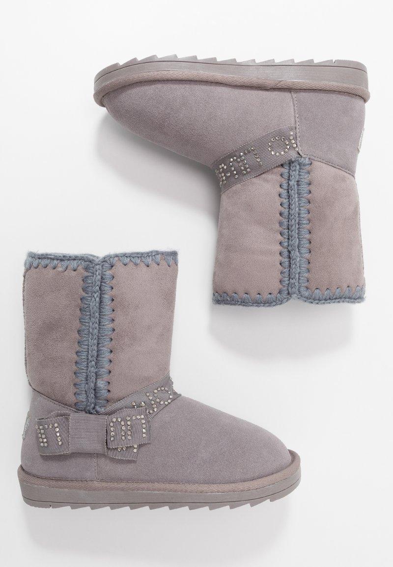 LIU JO - MARGOT BOOTIE - Classic ankle boots - grey