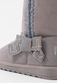 LIU JO - MARGOT BOOTIE - Classic ankle boots - grey - 2