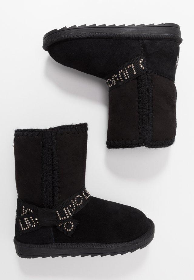 MARGOT BOOTIE - Støvletter - black