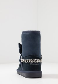 LIU JO - MARGOT - Classic ankle boots - blue - 4