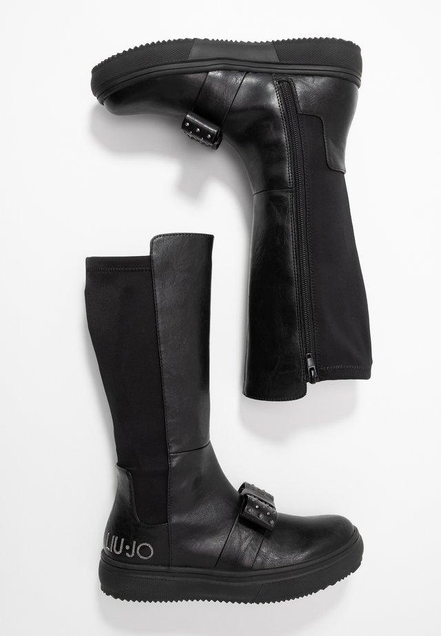 SARAH BOOT - Stiefel - black
