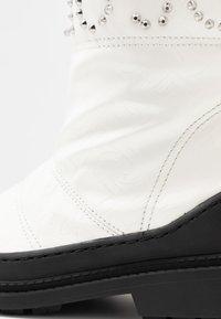 LIU JO - ALISON 8 BOOT - Bottes de neige - white - 2