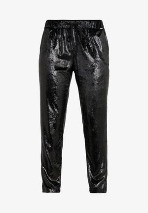 JOGGING  - Teplákové kalhoty - nero