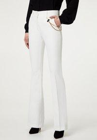LIU JO - Trousers - white - 0