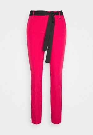 PANT CIGARETTE - Pantalones - candy red