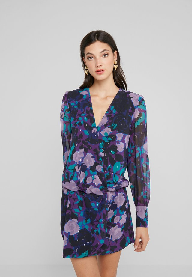 ABITO INCROCIATO  - Cocktailkleid/festliches Kleid - violet