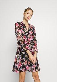 LIU JO - ABITO - Denní šaty - black - 0
