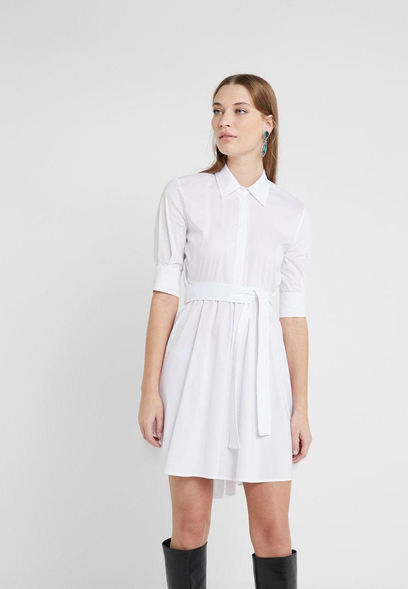 LIU JO - ABITO - Shirt dress - star white