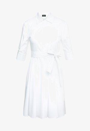 ABITO - Vestido camisero - star white