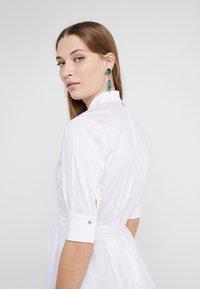LIU JO - ABITO - Shirt dress - star white - 4