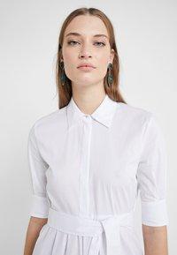 LIU JO - ABITO - Shirt dress - star white - 7