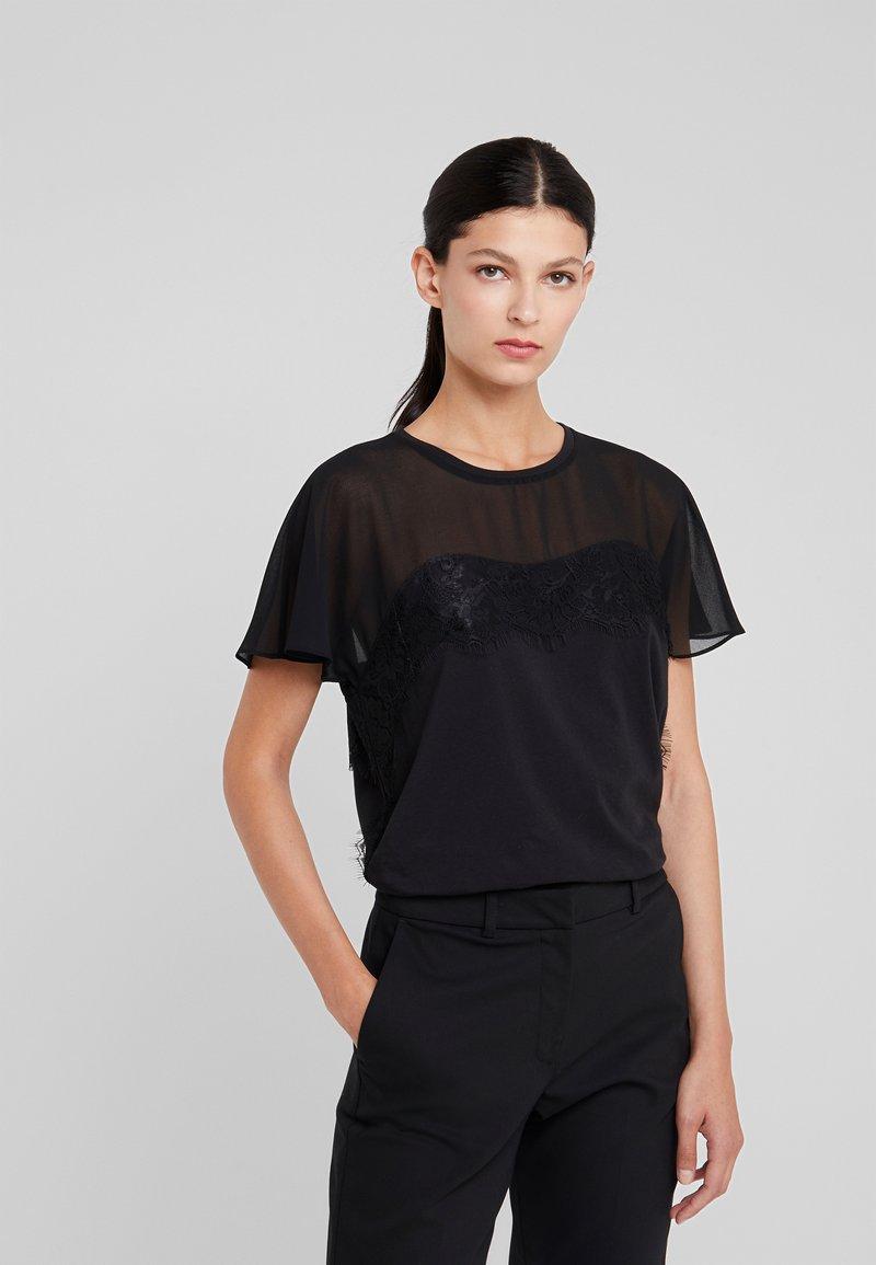 LIU JO - Print T-shirt - nero