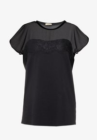 LIU JO - Print T-shirt - nero - 4