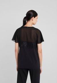 LIU JO - Print T-shirt - nero - 2