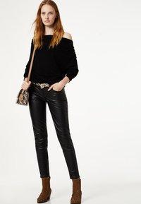 LIU JO - Pullover - black - 1