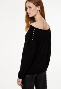 LIU JO - Pullover - black - 2