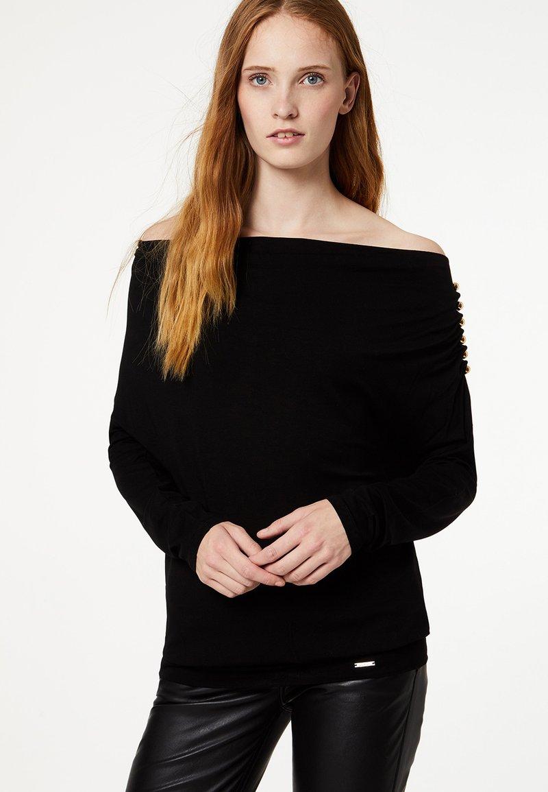 LIU JO - Pullover - black
