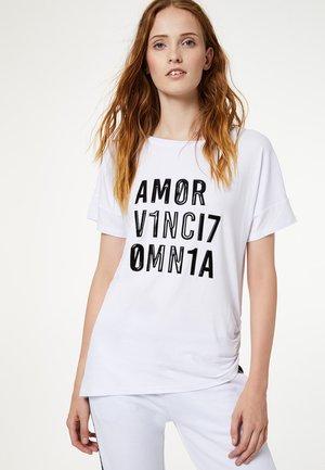 LIU JO KIDS - Print T-shirt - white