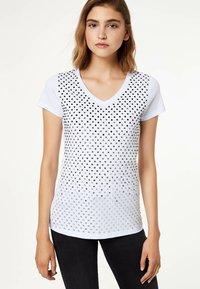 Liu Jo Jeans - T-shirt print - white - 1