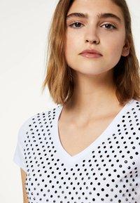 Liu Jo Jeans - T-shirt print - white - 2