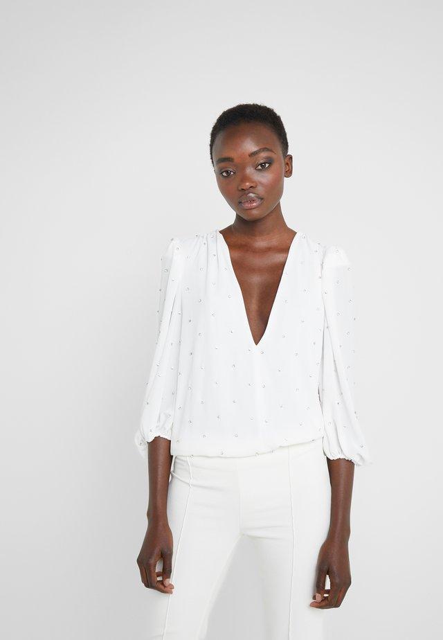 BLUSA BODY - Bluser - star white