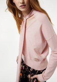 Liu Jo Jeans - LIU JO KIDS - Pullover - pink - 3