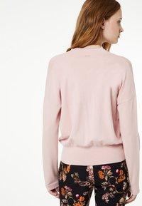 Liu Jo Jeans - LIU JO KIDS - Pullover - pink - 2