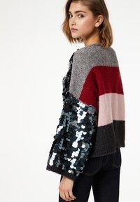 Liu Jo Jeans - LIU JO KIDS - Pullover - grey - 2