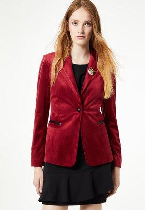 LIU JO JEANS - Blazer - red