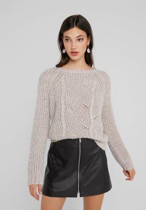 CHIUSA  - Pullover - pearl blush