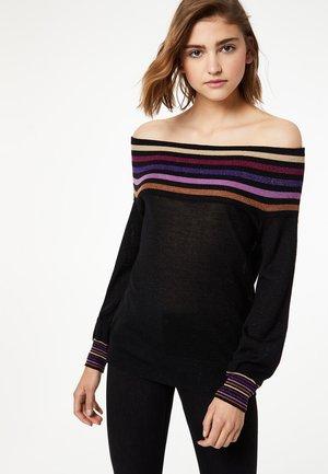 LIU JO KIDS - Pullover - black