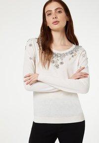LIU JO - Sweter - white - 0