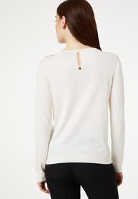 LIU JO - Sweter - white - 2