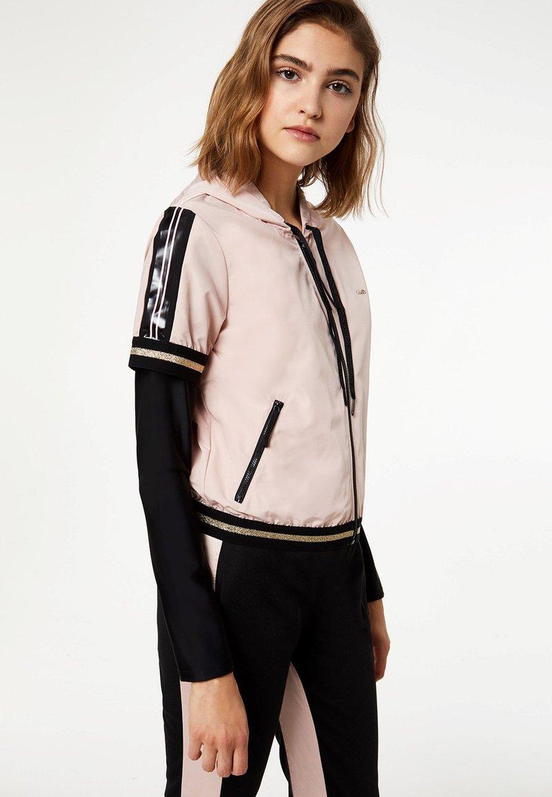 Liu Jo Jeans - LIU JO KIDS - Training jacket - pink