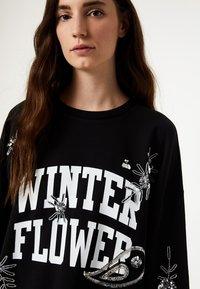 LIU JO - LIU JO JEANS - Sweatshirt - black - 3