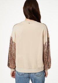 Liu Jo Jeans - LIU JO JEANS - Sweatshirt - pink - 2