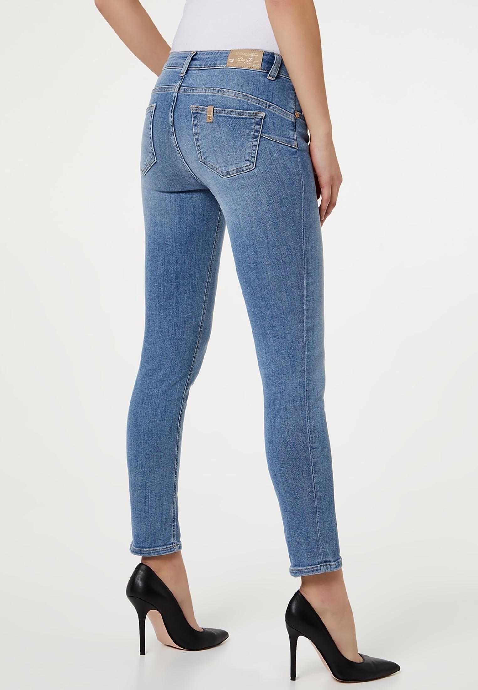 Liu Jo Jeans Jeansy Skinny Fit - blue denim