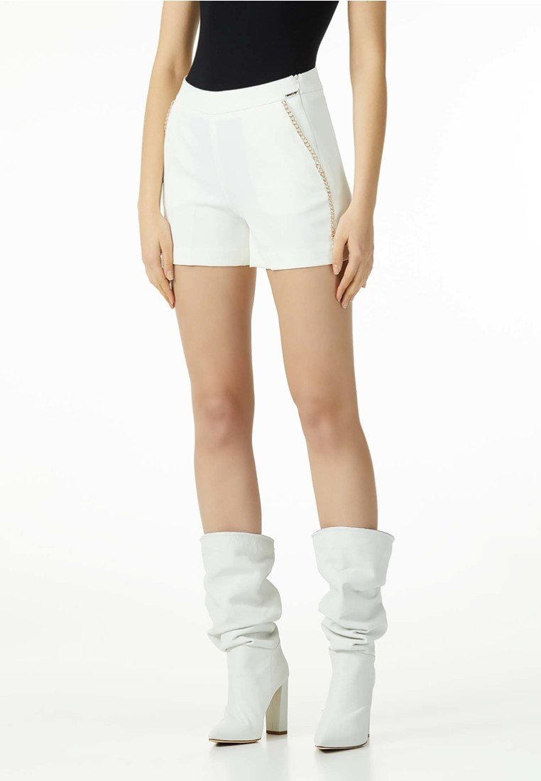 Liu Jo Jeans - LUXURY - Short - white