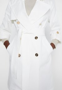 LIU JO - TRENCH - Gabardina - star white - 6