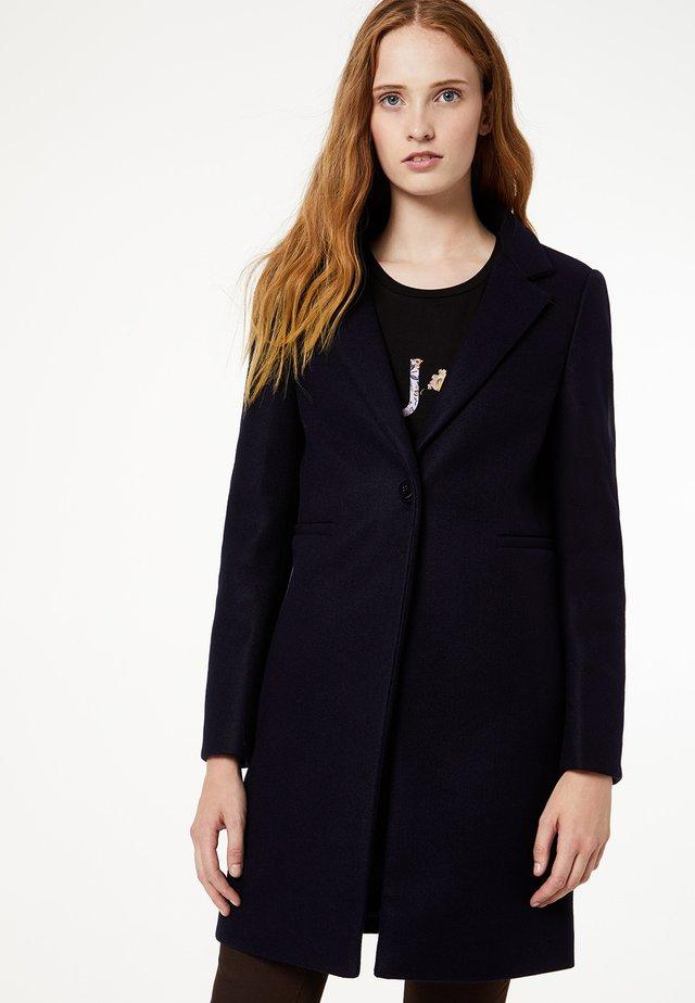 LIU JO JEANS - Płaszcz wełniany /Płaszcz klasyczny - blue