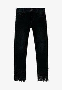 LIU JO - LIU JO KIDS - Jeans Skinny - black - 0