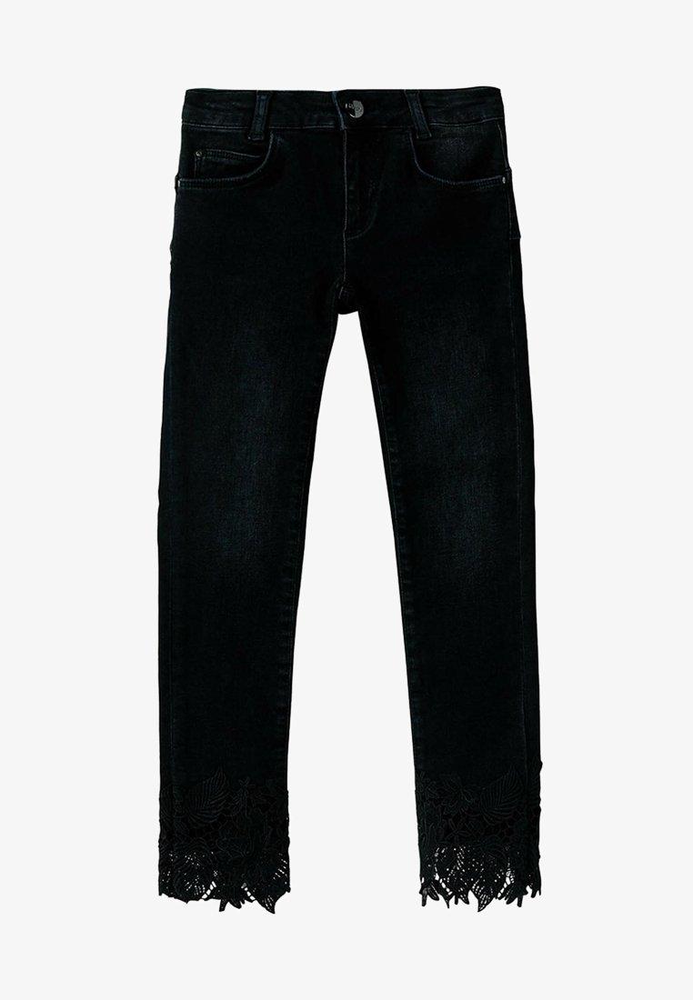 LIU JO - LIU JO KIDS - Jeans Skinny - black