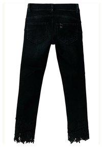 LIU JO - LIU JO KIDS - Jeans Skinny - black - 1