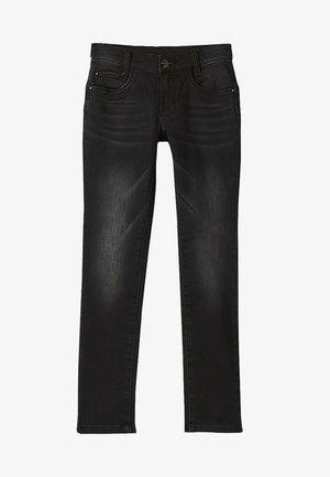 LIU JO KIDS - Jeans Skinny Fit - black