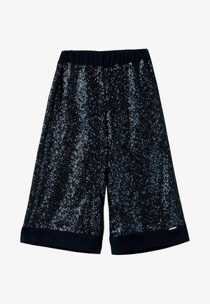LIU JO KIDS - Trousers - blue