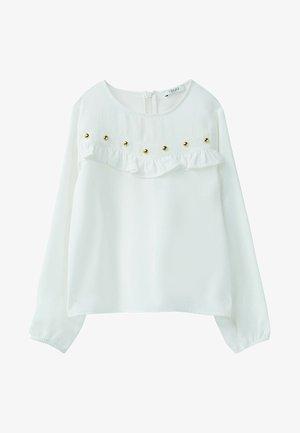 LIU JO KIDS - Blouse - white