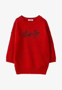 LIU JO - LIU JO KIDS - Jumper - red - 0