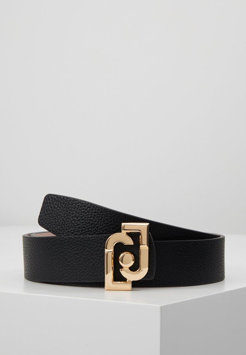 LIU JO - CINTURA - Cinturón - nero