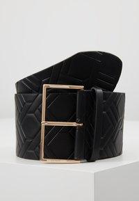 LIU JO - CINTURA BUSTINO - Taillengürtel - black - 0